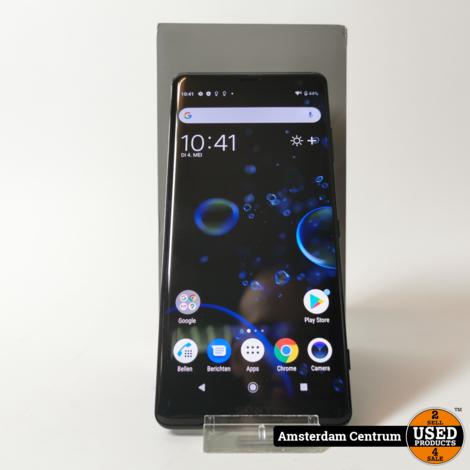 Sony Xperia XZ3 64GB Black | Nette Staat in Doos