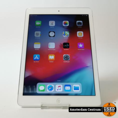 iPad Air 1 16GB WIFI Silver | Nette Staat