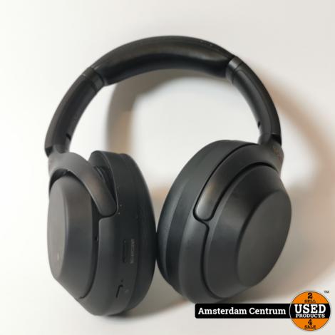 Sony WH-1000X M3 Bluetooth Koptelefoon Zwart/Black #2 | Nette staat