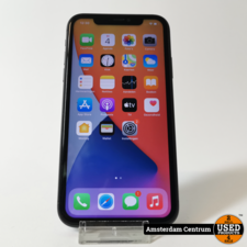 Apple iPhone 11 64GB Zwart/Black | Face ID Defect
