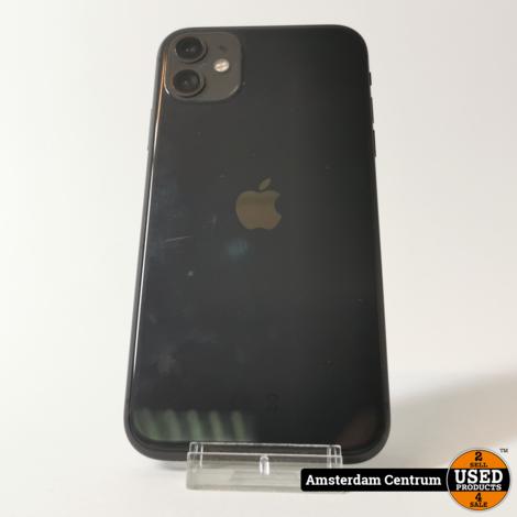 iPhone 11 64GB Zwart/Black | Face ID Defect