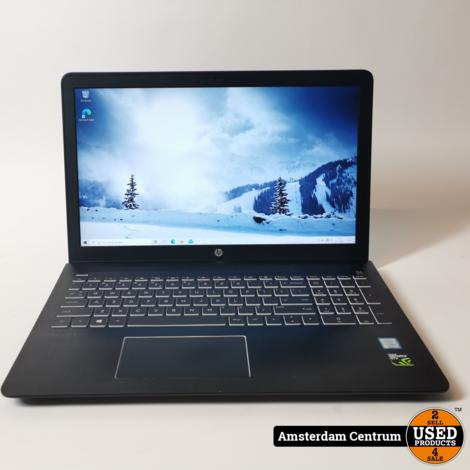 HP Pavilion 15-cb001nd i5-7300HQ 1TB HDD + 256GB SSD | Nette Staat