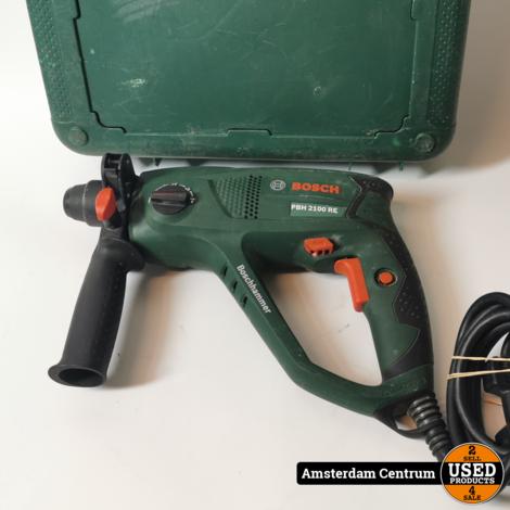 Bosch PBH 2100 RE Boorhamer | incl. Koffer en Garantie