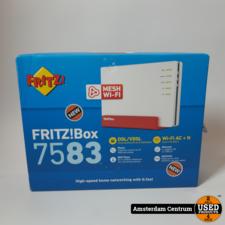 FritzBox 7583 Router | Nieuw in Seal