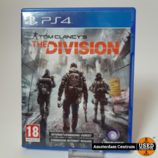 PlayStation 4 Game: Tom Clancy's The Division