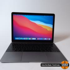 Macbook 12-inch Early 2015 8GB 256GBSSD | Nette staat