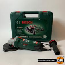 Bosch PWS 850-125 Haakse Slijper | Incl. koffer