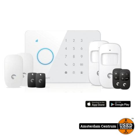 eTiger Alarmsysteem S3B - GSM Alarm Systeem | Nieuw in seal
