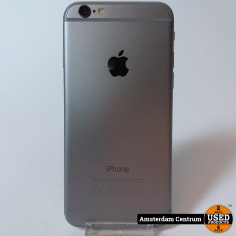 iPhone 6 16GB Space Gray | Incl. garantie