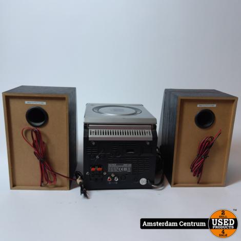 Denver MMP-360 Compact Hifi-Set | Incl. garantie