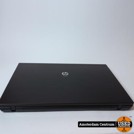 HP Probook 4270s i3 3GB RAM 128GB SSD | Incl. lader