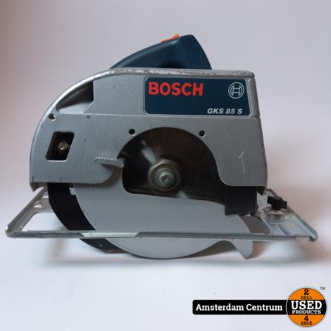 Bosch GKS 85 S Cirkelzaag 1700W | Incl. garantie