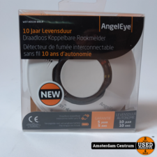 AngelEye WST-AE630-BNLR Draadloze Rookmelder | Nieuw
