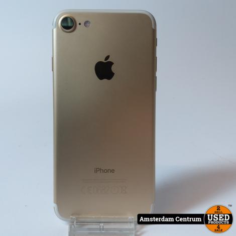 iPhone 7 32GB Goud | Nette staat