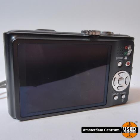 Panasonic Lumix TZ10 Zwart/Black Digitale Camera | Nette Staat in Doos
