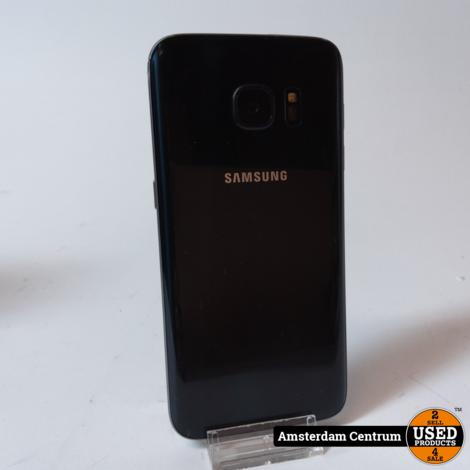 Samsung Galaxy S7 32GB Zwart/Black   In nette staat
