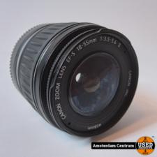 Canon EF-S 18-55mm F/3.5-5.6 II | In nette staat