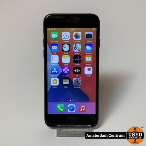 iPhone 7 32GB Zwart/Black   Nette staat