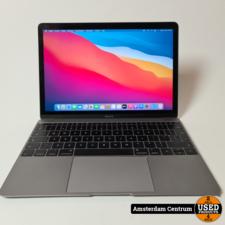 Macbook 12-inch 2015 Intel Core M 8GB 256GB SSD | Incl. lader