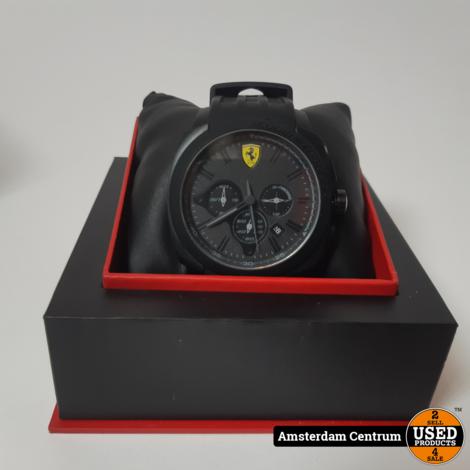 Scuderia Ferrari 830114 Horloge | Incl. doos