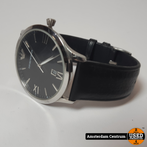 Emporio Armani AR11210 Heren Horloge | Incl. garantie