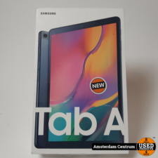 Samsung Galaxy Tab A 2019 10.1 32GB WiFi Zwart/Black   Nieuw in doos