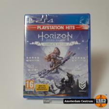 Playstation 4 Game: Horizon Zero Dawn   Nieuw in seal