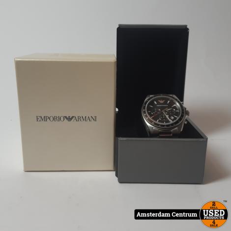 Armani AR-6098 Herenhorloge | ZGAN in doos