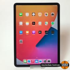 iPad Pro 2018 11-Inch 256GB WiFi Space Gray | Nette staat
