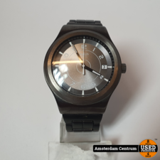 Swatch Swiss Automatic Watch Grey/Grijs | Incl. garantie