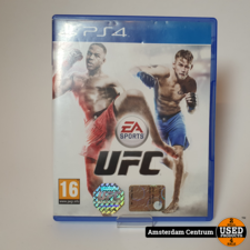 Playstation 4 Game: UFC