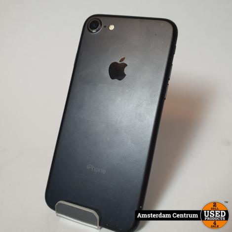 iPhone 7 32GB Zwart/Black | Nette staat