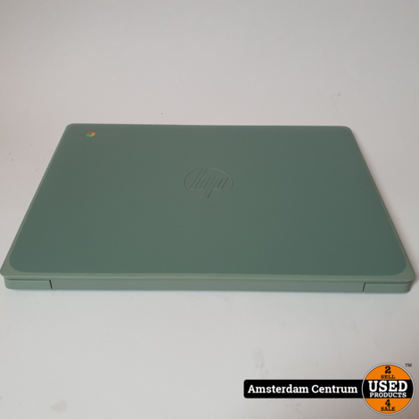HP Chromebook 11 G8 EE Green   In doos
