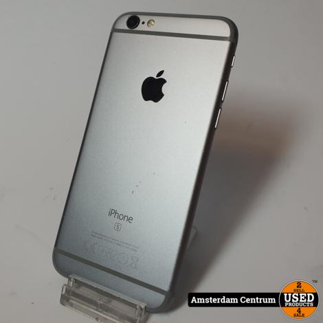 iPhone 6S 128GB Space Gray | Incl. garantie