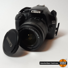 Canon  EOS 1100D Incl. 18-55mm f/3.5-5.6 III | In nette staat