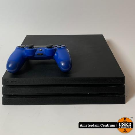 Playstation 4 Pro 1TB Zwart/Black | Incl. 1 controller