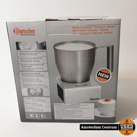 Bartscher Melkschuimer inductie | Nieuw in doos