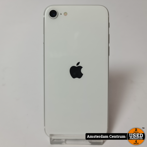 iPhone SE 2020 64GB Wit/White | In nette staat #3