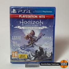 Playstation 4 Game: Horizon Zero Dawn Complete Edition | Nieuw in seal