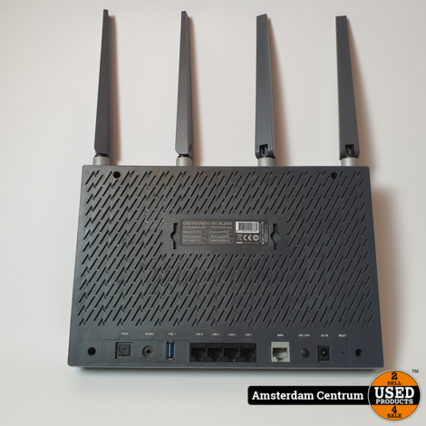 Sitecom Greyhound v1 001 AC2600 Router   Nette Staat