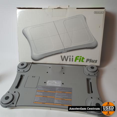 Nintendo Wii Fit Balance Board | incl. Doos en Garantie