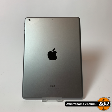 iPad Air 1 16GB WiFi Space Gray #2   Nette Staat