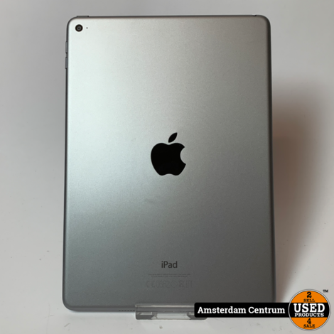 iPad Air 2 32GB WiFi Space Gray #4   Nette Staat