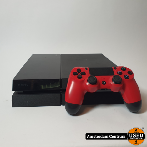 Playstation 4 500GB | Incl. 1 controller