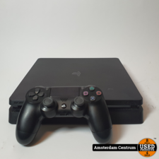 Playstation 4 Slim 500GB   incl. 1 controller