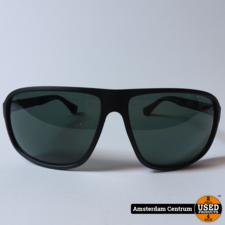 Emporio Armani EA 4029 Heren Zonnebril Zwart | In nette staat