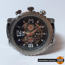 Reign 316L Heren Horloge Automatic   Incl. garantie