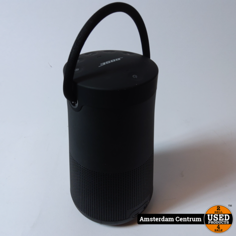Bose Soundlink Revolve + II Zwart/Black Bluetooth Speaker   Nette staat