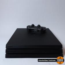 Playstation 4 Pro 1TB Zwart/Black | Incl. garantie