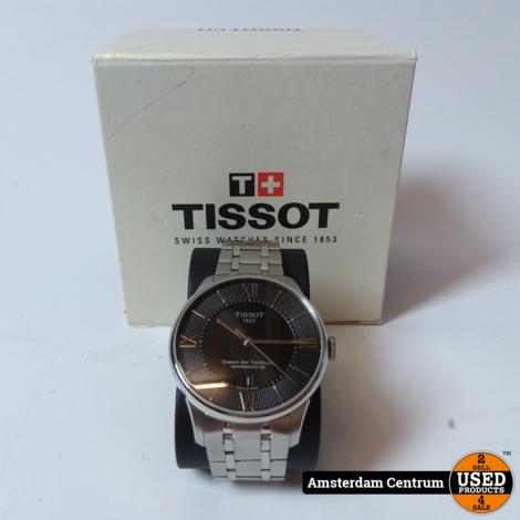 Tissot Chemin Des Tourelles Powermatic 80 T099407A | ZGAN in doos incl. Certificaat en Bon